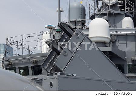 アスロック対潜水艦ミサイル発射機_アップの写真素材 [15773056] - PIXTA
