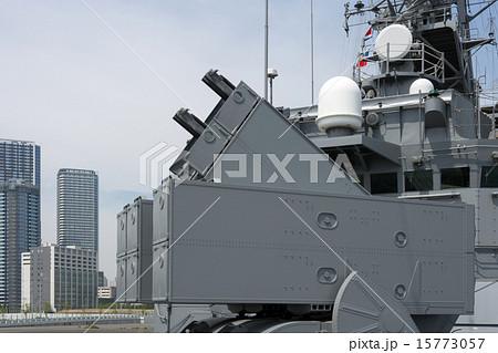 アスロック対潜水艦ミサイル発射...