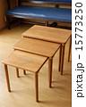 テーブル インテリア カフェテーブルの写真 15773250