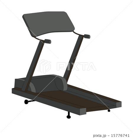 Sports Trainer. Simulator. Isolated Vector Illustration.のイラスト素材 [15776741] - PIXTA