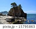 由良海岸 庄内浜 海岸の写真 15795863