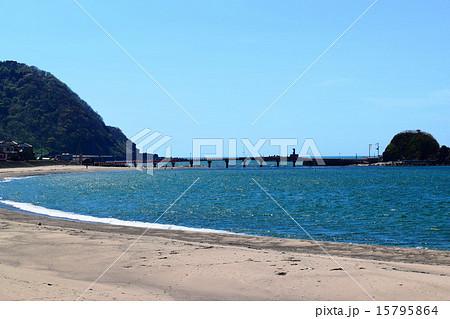 由良海岸 日本の渚100選 快水浴場100選 15795864