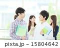 同級生 大学生 男性の写真 15804642