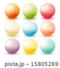 組み合わせ アイスクリーム ディッシャーのイラスト 15805269