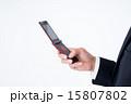 ガラケー(ビジネスマン)  15807802