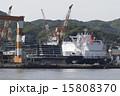 ドック 造船所 長崎造船所の写真 15808370