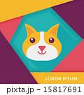 ペット 愛玩動物 猫のイラスト 15817691