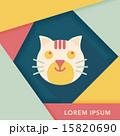 猫 ペット 愛玩動物のイラスト 15820690