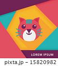 猫 ペット 愛玩動物のイラスト 15820982