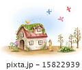 樹木 樹 ツリーのイラスト 15822939