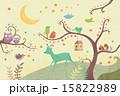 Moonlight garden 15822989