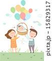 イラスト ベビー 赤ちゃんのイラスト 15829317
