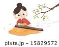 キッズ 子供 人のイラスト 15829572