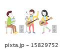 先生 教師 女子のイラスト 15829752