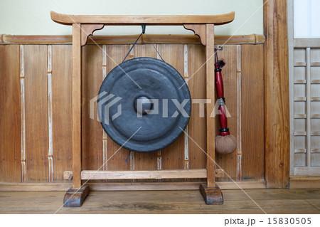 銅鑼の写真素材 [15830505] - PIXTA
