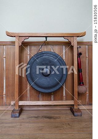銅鑼の写真素材 [15830506] - PIXTA