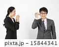 ビジネスマン 実業家 ビジネスウーマンの写真 15844341