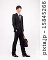 ビジネスマン 実業家 スマイルの写真 15845266
