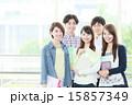 同級生 大学生 女性の写真 15857349