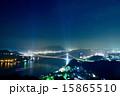 関門橋 つり橋 橋の写真 15865510