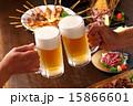 生ビール 飲み会 ビールの写真 15866601
