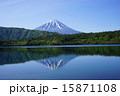 5月風景・富士山773新緑の西湖 15871108