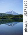 5月風景・富士山774新緑の西湖 15871109