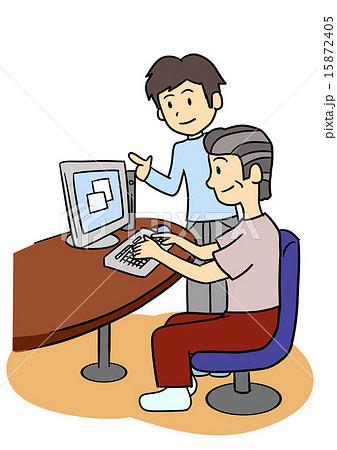 パソコン教室 15872405