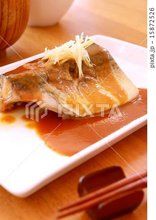 さばの味噌煮 15872526