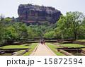 シギリヤ シギリヤロック スリランカの写真 15872594
