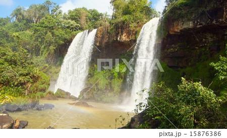 イグアスの滝 15876386