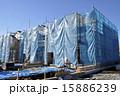 建設中の新築住宅 15886239