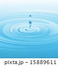 ウォーター 水 水分のイラスト 15889611
