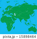 世界地図_地形のみ 15898464
