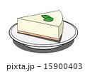 レアチーズケーキ 15900403