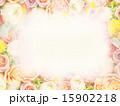 ナチュラル背景-バラ 15902218