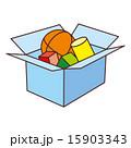 おもちゃ箱 15903343