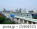 高架 千代田線 東京メトロの写真 15906333