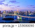 夕暮 スカイライン 東京都の写真 15906690