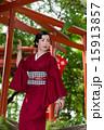 初夏の着物ポートレート 15913857