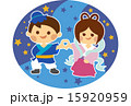 七夕 織姫と彦星 15920959