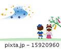 七夕 織姫と彦星 15920960