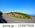 鳥海山 観光道路 鳥海ブルーラインの写真 15967906