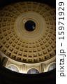 バチカン美術館 円形の間 天井の写真 15971929
