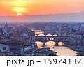 ベッキオ橋 ポンテベッキオ ポンテ・ヴェッキの写真 15974132