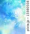 和の背景-紙-笹 15980508