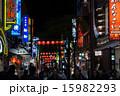 中華街 繁華街 横浜中華街の写真 15982293