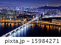 Seoul at night, South Korea 15984271