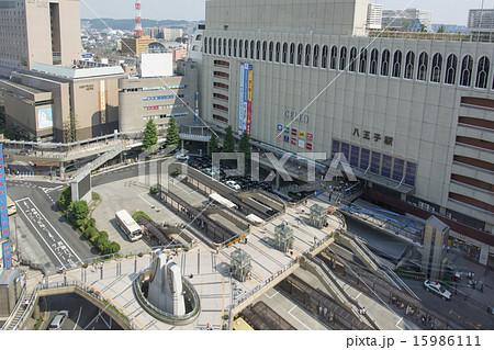 八王子駅北口ペデストリアンデッキ 15986111