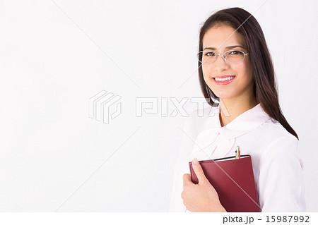 白人 OL女性 15987992